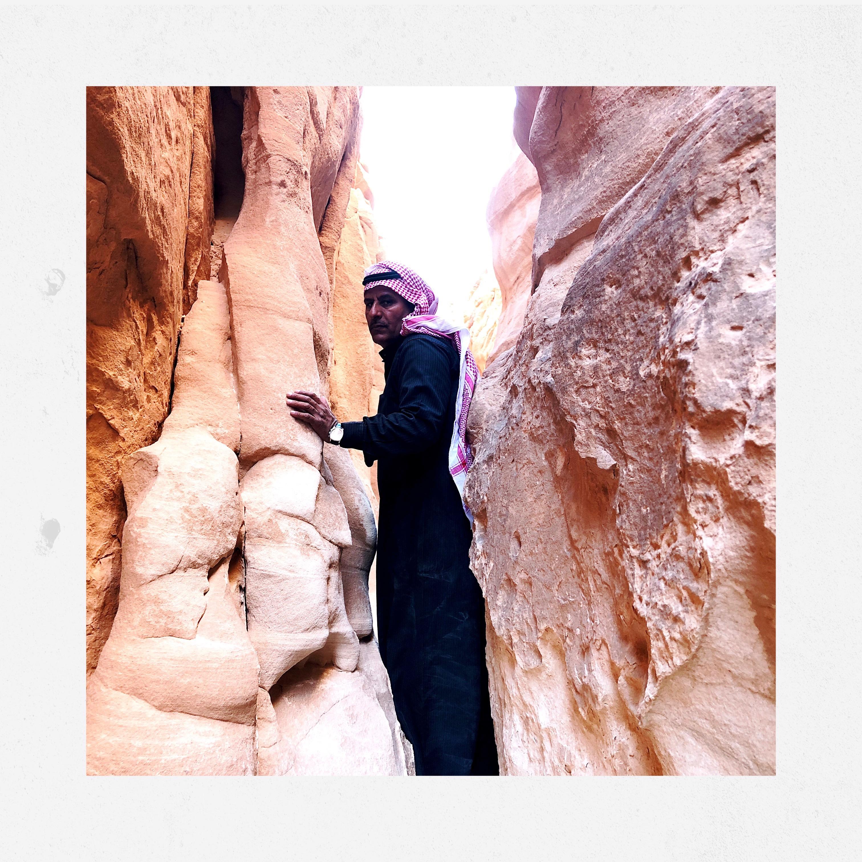 Rabia nel white canyon
