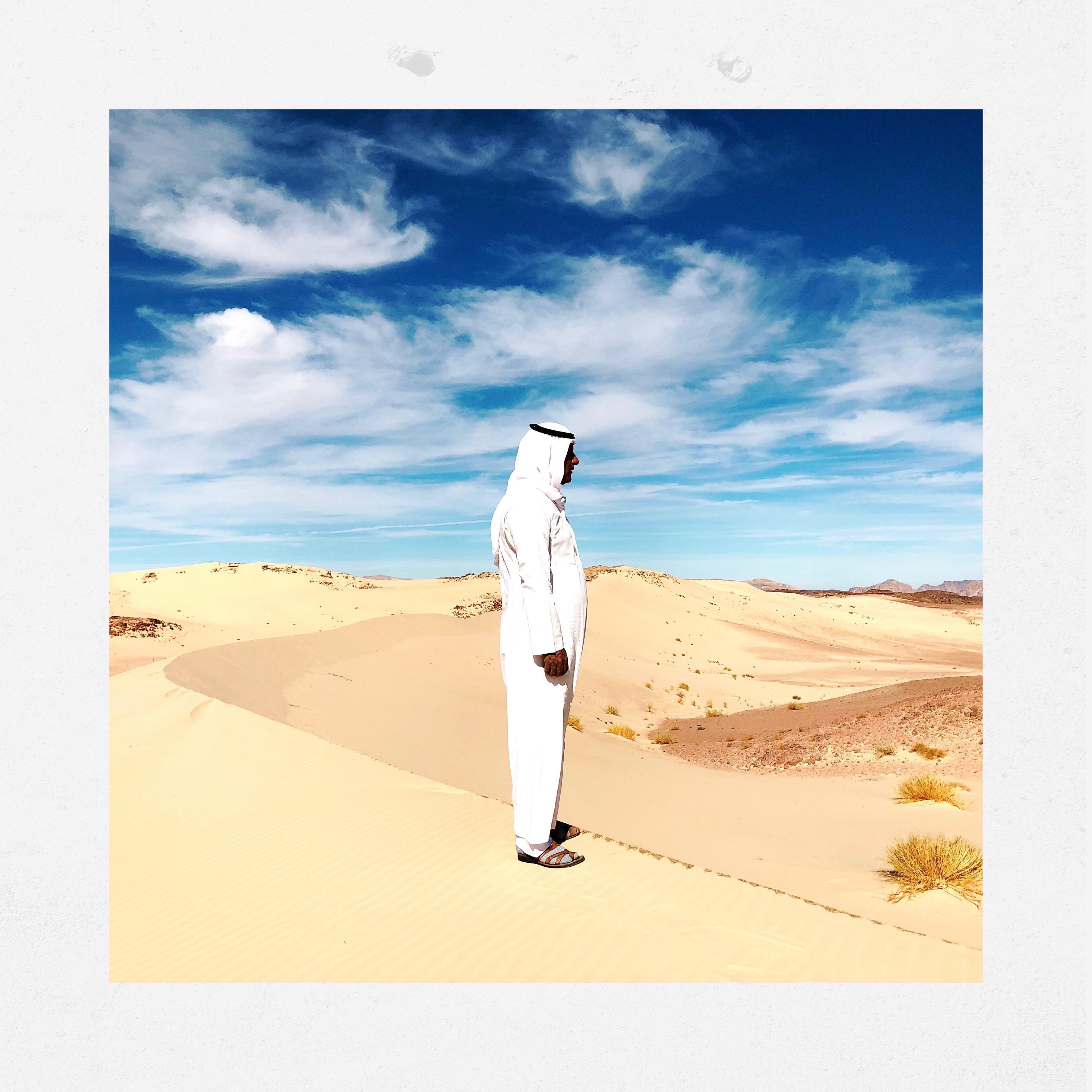 Rabia, White Desert