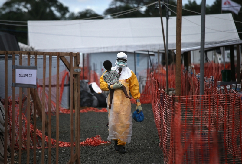 Ebola Crisis Overwhelms Liberian Capital