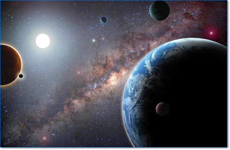 pianeti-e-via-lattea