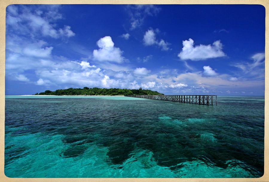 Sangalaki-Island