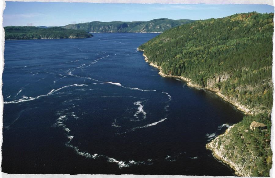 Région de Québec - Saguenay Lac Saint Jean