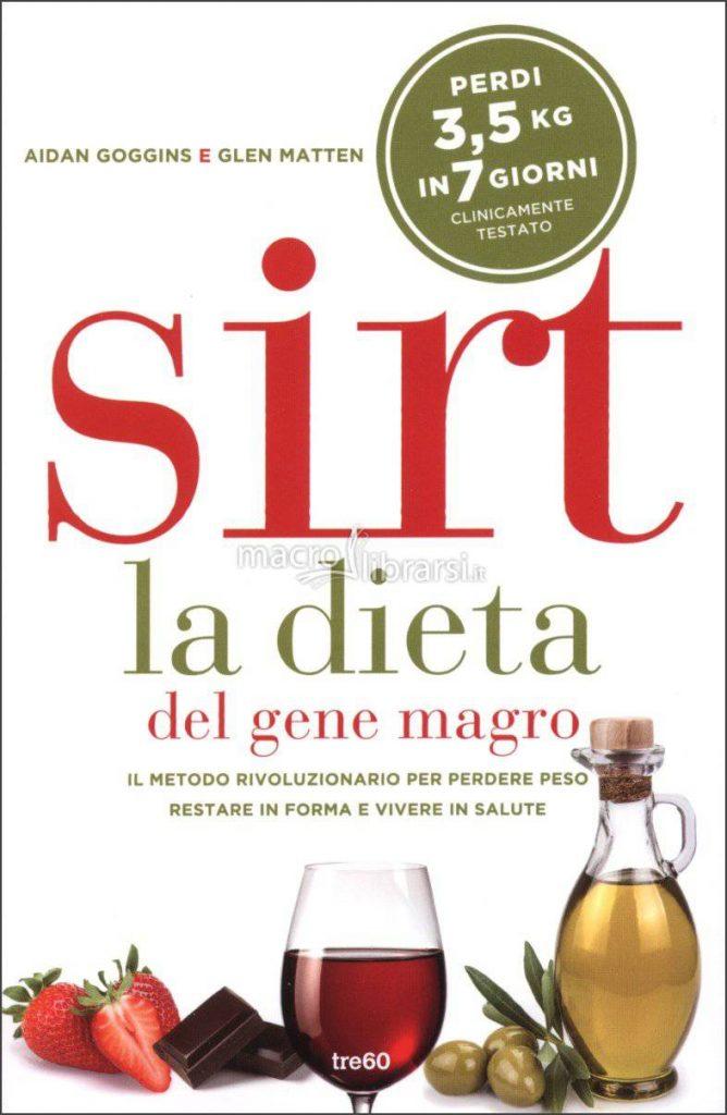La dieta del gene magro: la dieta Sirt - Imperial Bulldog