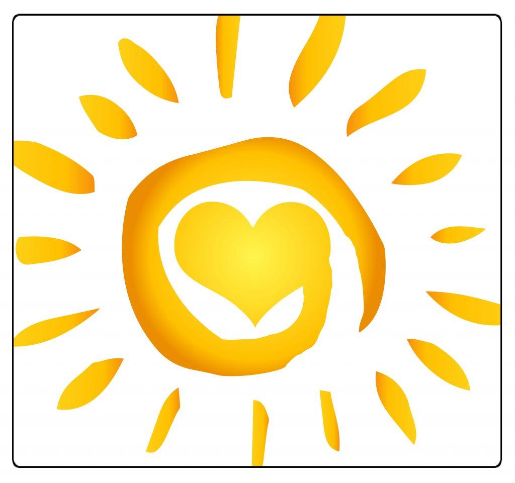SUN WITH FRAME